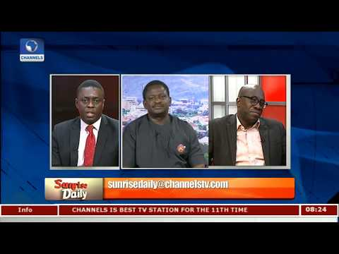 PDP's Sowunmi Engages Adesina On Party's Midterm Scorecard Pt.5 |Sunrise Daily|