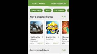 Comment annuler une Mise à jour système Android? How to cancel the update of Android system?