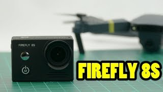 FIREFLY 8S 4K Action Camera - BIG bang for not much buck!