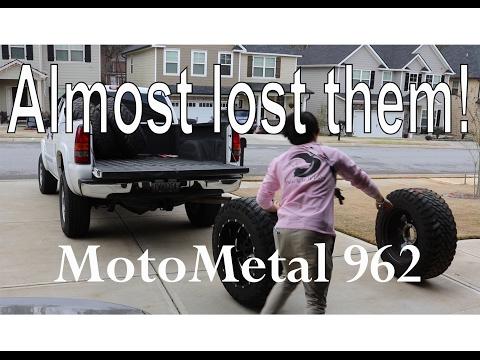 DURAMAX UPDATE 4 - Picking Up New Wheels! (Moto Metal 962)