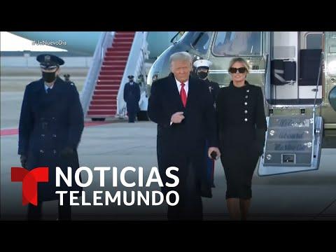 Las noticias de la mañana, martes 9 de febrero de 2021 | Noticias Telemundo