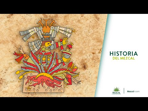 Historia del Mezcal [CC-ENGLISH]