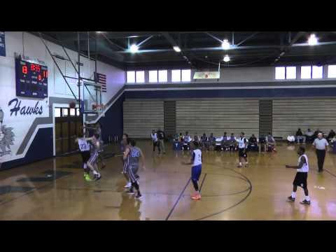 Dunn Wildcats Varsity Boys Team vs LBA Thunder in Walter Blue Memorial Tournament 3.28.2015