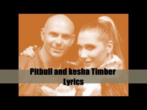 Pitbull Ft. Kesha - Timber Lyrics (Video with lyrics/ letras) HQ