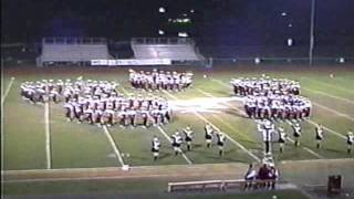 Clifton Mustang Marching Band Herald News Festival 1996