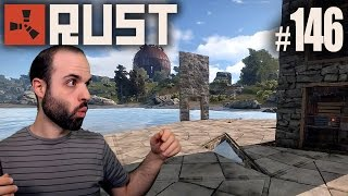 Rust #146   Y LLEGÓ LA XP! (RUST VANILLA)   Gameplay Español