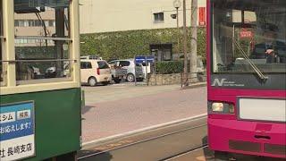 【路面電車】長崎電気軌道の風景 thumbnail