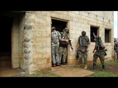 Airsoft Game - The MOUT At Schofield Barracks - SUNDAY, February 24, 2013 - PART TWO (2)