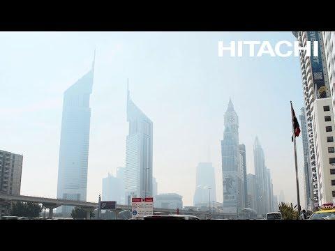 Benefits: Hitachi solar-powered desalination plants, Abu Dhabi - Hitachi