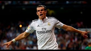 Gareth Bale Goal - Real Madrid vs Manchester City 1-0 Champions League 2016