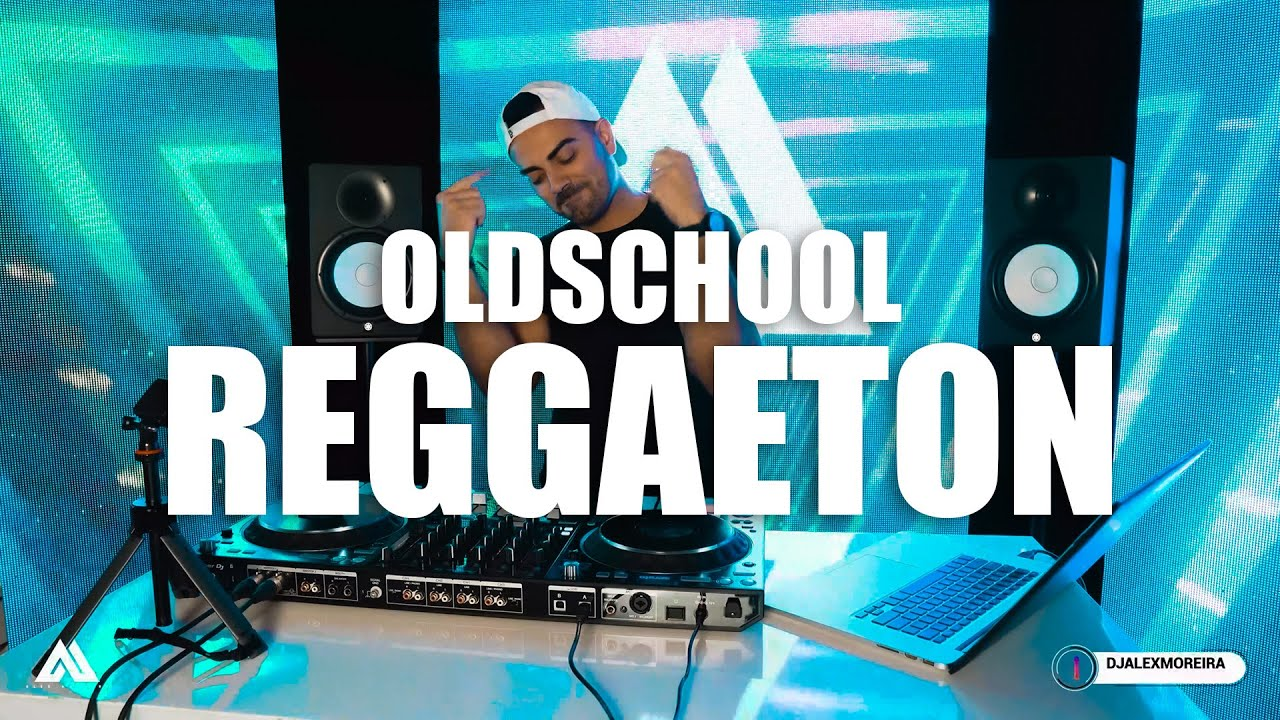4K DJ Set | Best Of Old School Reggaeton | Mix 2020 | #1