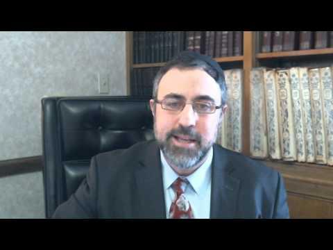 Video Vort - Pekudei 5774 - Rabbi Etan Tokayer