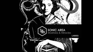 Sonic Area - The Moonlight Express - JFX LAB 003
