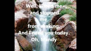 Mandy By Barry Manilow With Lyrics