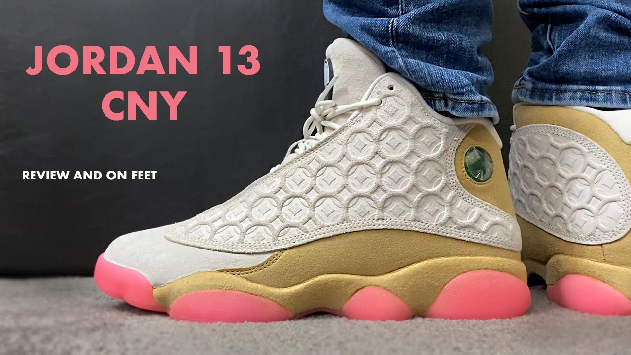 Jordan 13 CNY Chinese New Year Review