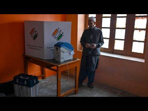 Größte Demokratie Der Welt: Parlamentswahl In Indien
