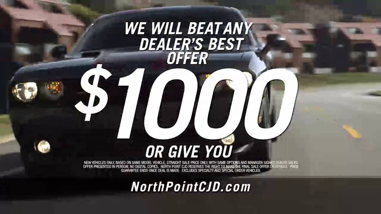 Superb North Point Chrysler Jeep Dodge Ram    All You Need