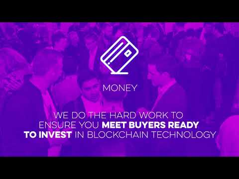 Make money at Blockchain Live 2018