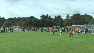 MKA North West Football match at the National MKA Ijtema 2011