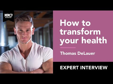 Thomas DeLauer - Reducing Inflammation & Transforming Your Health