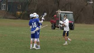Kyle Ross '20| Spring 2018 Lacrosse Highlights