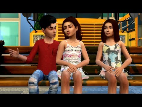 TWINNING  l PART 1 l ELEMENTARY SCHOOL STORY l A Sims 4 Twin Story