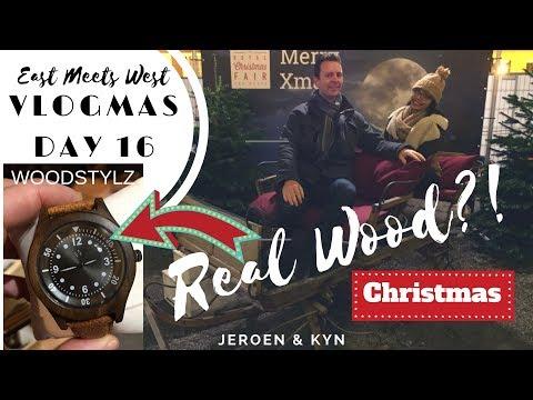 🎄VLOGMAS Day 1️⃣6️⃣ | WATCH Me! | Royal Christmas Fair | The Hague | Woodstylz | Jeroen & Kyn ❤️