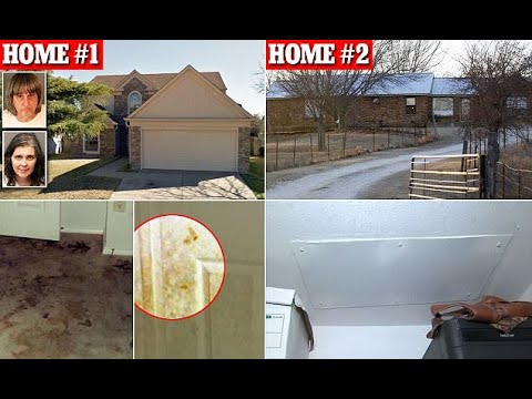 Horror Texas Homes Where Turpin Couple Used To Live Youtube