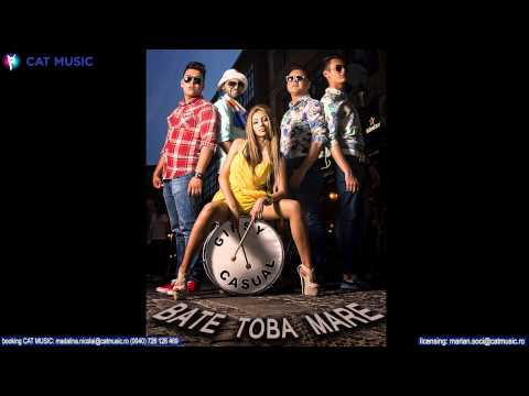 Gipsy Casual - Bate Toba Mare (Official Single)