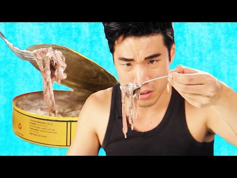 Thumbnail: Americans Try Surströmming (The Smelliest Food In The World)