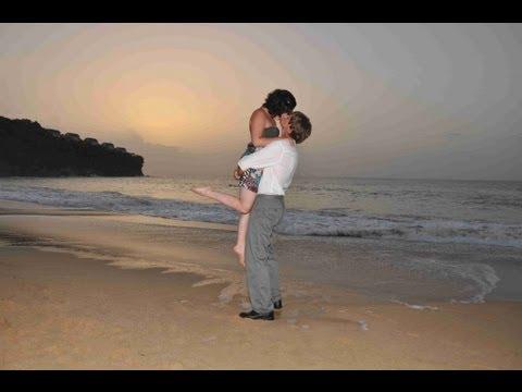 Honeymoon at St. Lucia