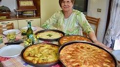 PIZZA E FOCACCIA PUGLIESE CON UN PICCOLO TRUCCO - RICETTE DELLA NONNA MARIA