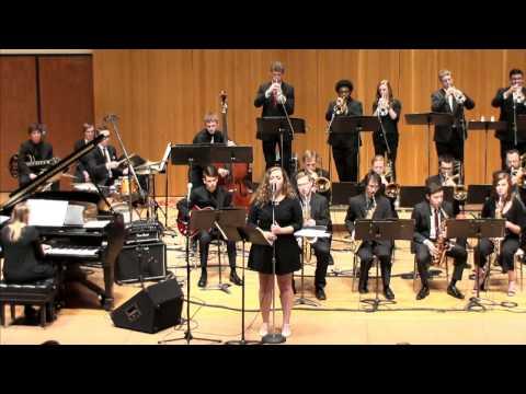 Everyday I Have the Blues - ISU Jazz II