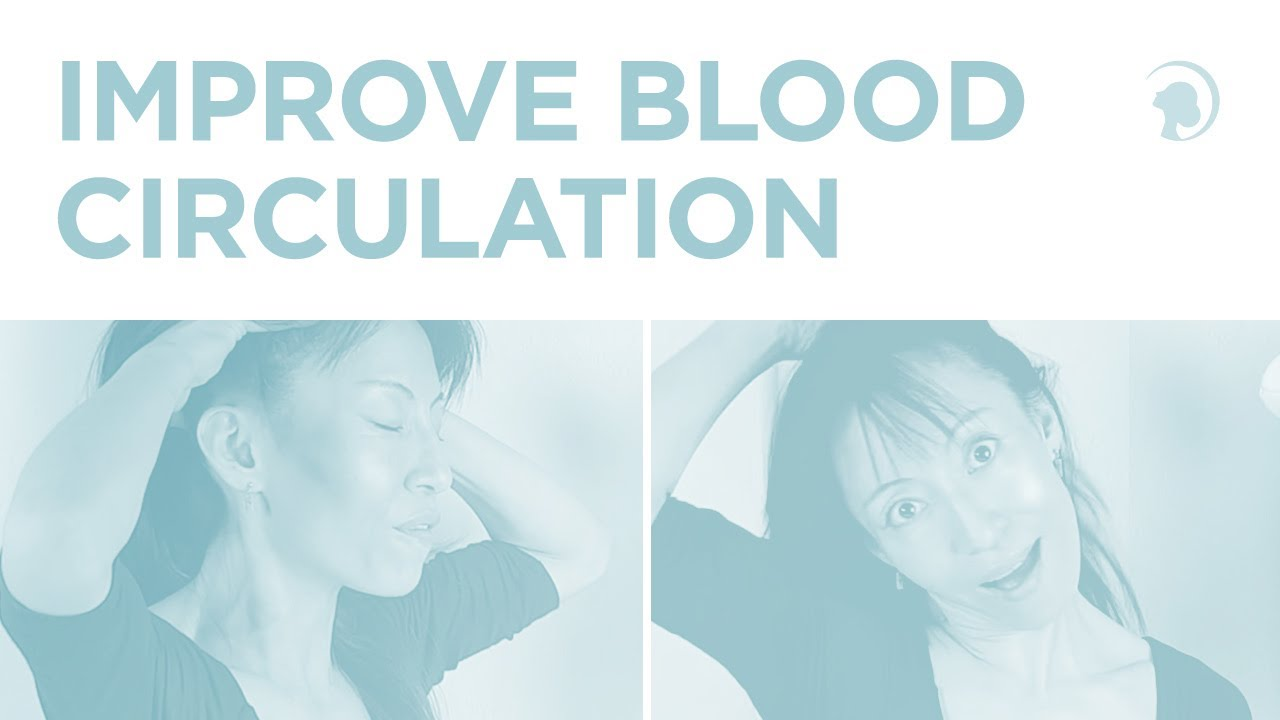 In Increase Blood Scalp To Circulation Yoga