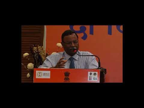 Shri J P Shaw Explaining The Benefits Of Linking Tourism With