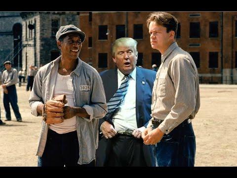 The Shawshank Redempton Vs. Donald Trump