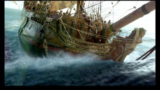 IT'S BLACK SAILS TO THE WIND IN THE KWAAI CITY OF CAPE TOWN - A SNEAKK BEHIND THE SCENES