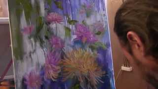 Цветы, букет, живопись маслом, научиться рисовать, художник Сахаров(ВСЕ НОВОЕ НА http://saharov.tv Официальные сайты: http://artsaharov.com http://faniyasaharova.com http://polinasaharova.com http://ladasaharova.com ..., 2014-05-10T11:59:34.000Z)