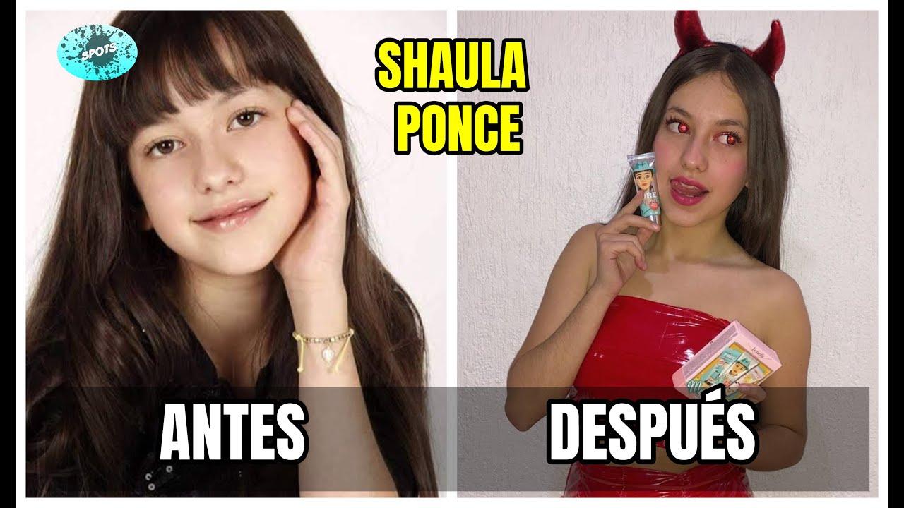 Jovenes Actores y Actrices de Televisa Antes & Después