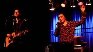 Carrousel - Gris-Bleu, Live im Jubez Karlsruhe, 28. Mai 2015