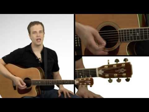 DADGAD Guitar Tuning - Guitar Lesson