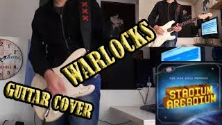 RHCP | Frusciante Tone Demo - Warlocks (Guitar Cover)