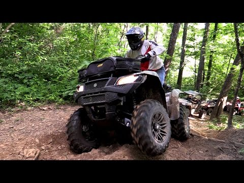 Fisher's ATV World - Mill Creek OHV Trail – Combs, AR (FULL)