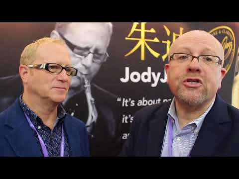 The JodyJazz team at Music China 2017