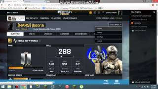 Battlefield four how to reset stats!