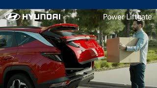 Power Liftgate | TUCSON | Hyundai