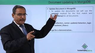 Document Updating in MongoDB