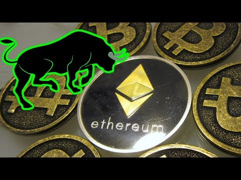BITCOIN'S BULLISH REVERSAL, ETHEREUM QUIETLY MOONING. BTCP Bitcoin Private analysis