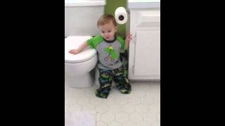 Jake potty