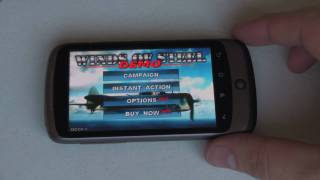 Winds of Steel, Android Dogfighting Game
